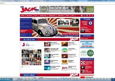 Herbie ad on Jack