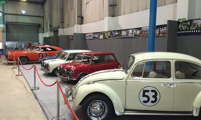 Footman James Classic Car Show 2016
