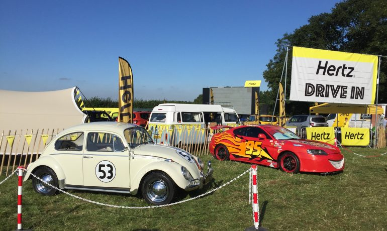 CarFest South 2016 - Hertz Drive-in